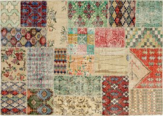 Ковер ART DECO PATCHWORK 240x170 20130