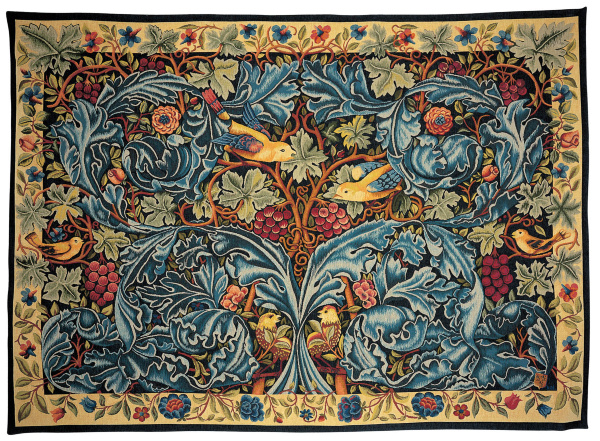 5209.00, .10 & .20 Vignes & acanthes (William Morris) (72x95)