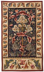 5231.00, .10 & .20 Acanthus (William Morris) (120x70)