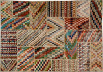 Ковер ART DECO PATCHWORK 240x170 20122